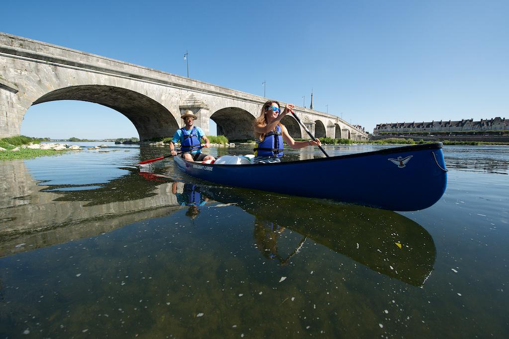 Canoë et kayak sur la Loire