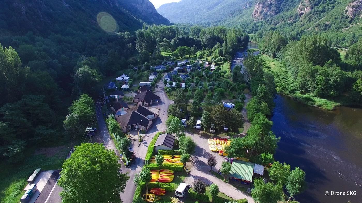Camping Ariège Evasion 09 Ussat Ornolac Tarascon