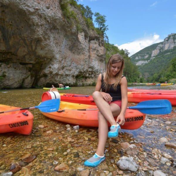 Location de Canoe Gorges du Tarn