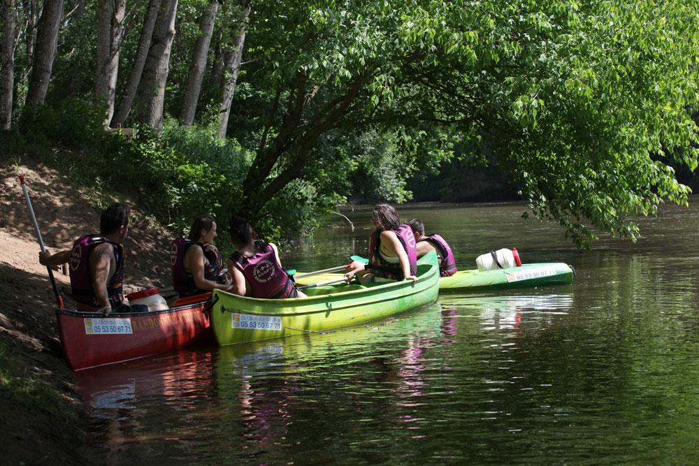 Canoe Kayak Vezere 24
