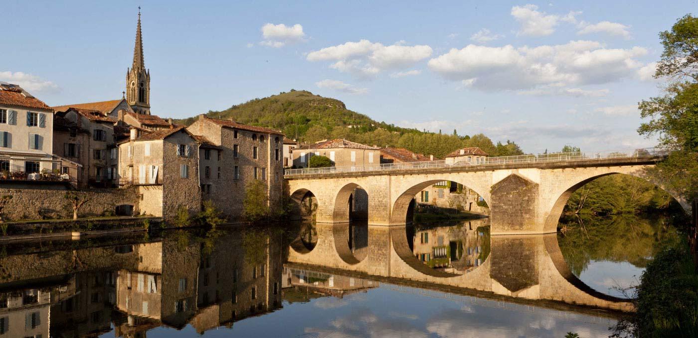 Canoë sur l'Aveyron