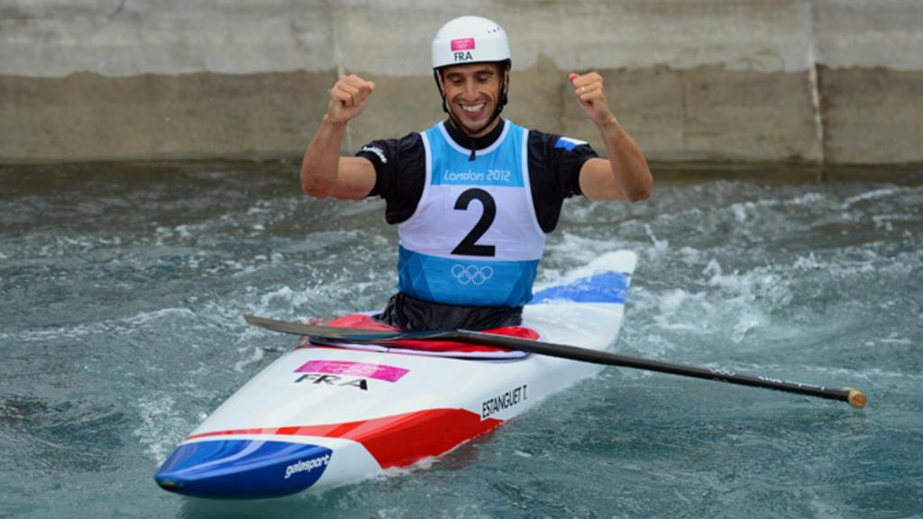 Kayak Tony Estanguet