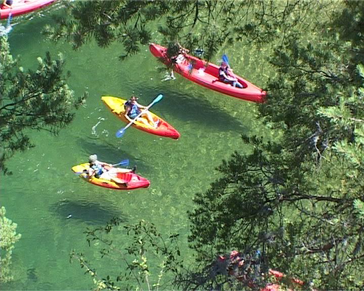 Location de canoe La Malène Tarn 81